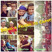 Share Camp with a Friend! $25 Bring-a-friend Discount